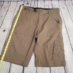 Prana Stretch Zion Water-Repellent Shorts